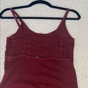 EXPRESS Strappy Back Bodysuit